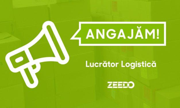 Angajam: Lucrator Logistica
