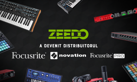 Zeedo Devine Distribuitorul Autorizat Focusrite si Novation in Romania!