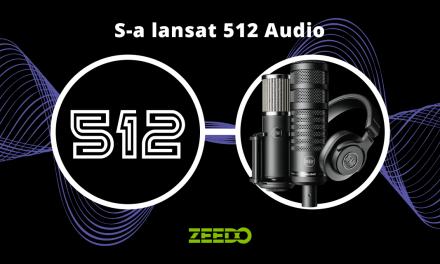 S-a lansat 512 Audio, o nouă linie de echipamente pro-audio de la producătorul Warm Audio!